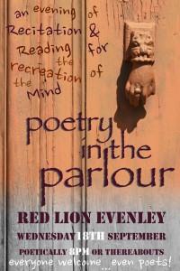 parlour poster copy