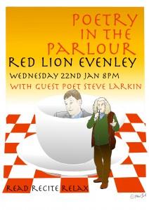 poetry parlour poster larkin 4